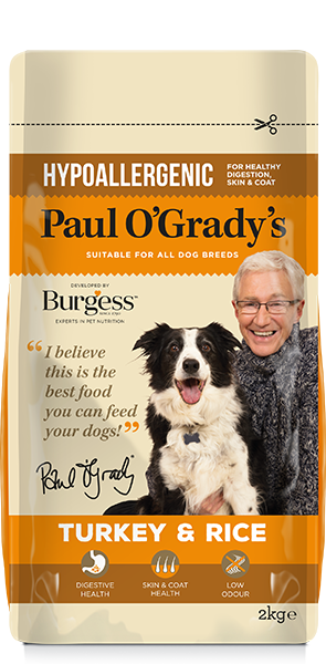 Paul O'Grady's Turkey and Rice